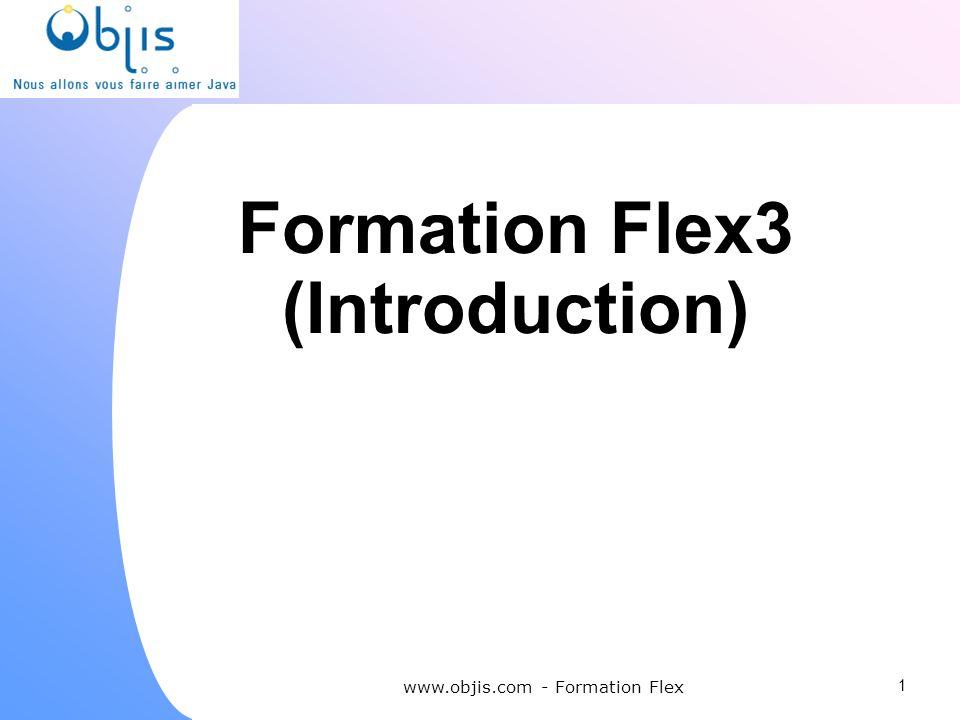 www.objis.com - Formation Flex