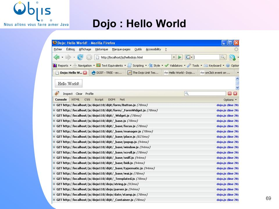 www.objis.com - Formation SPRING