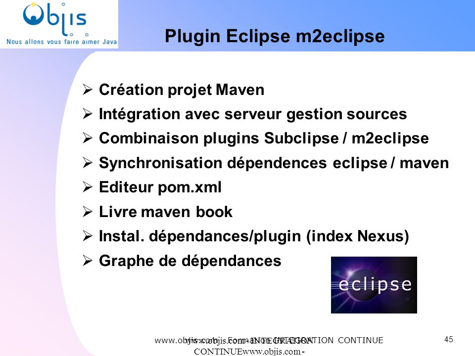 Plugin Eclipse m2eclipse