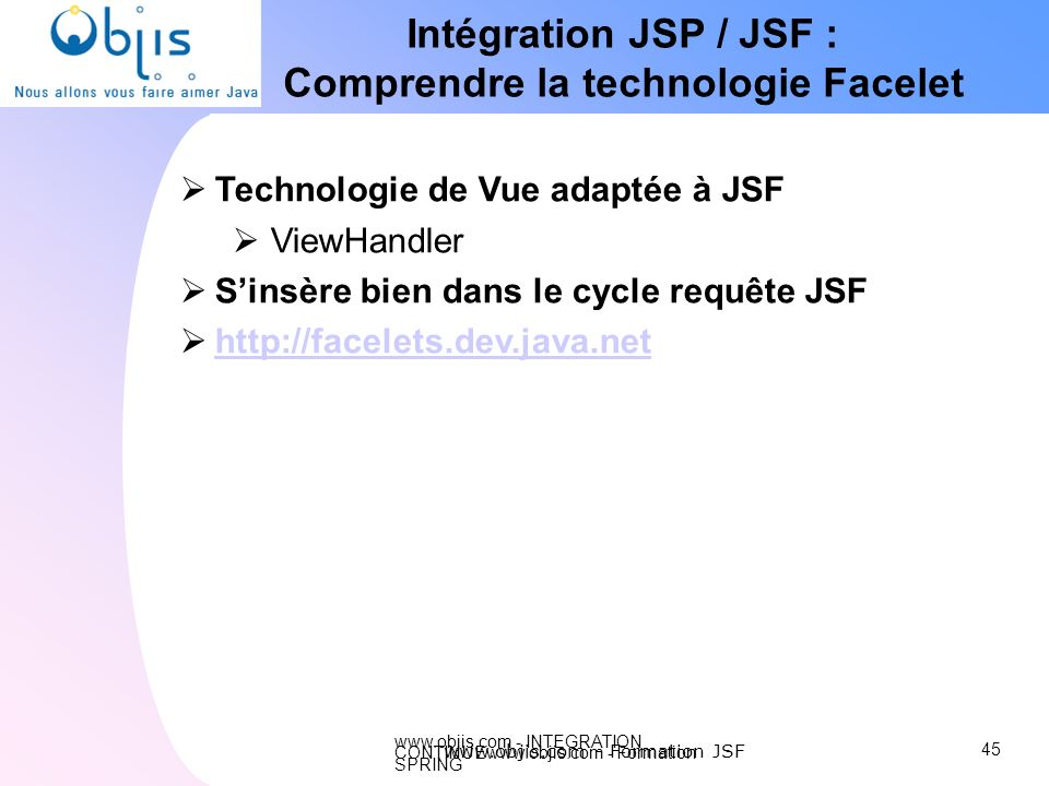 Comprendre la technologie Facelet