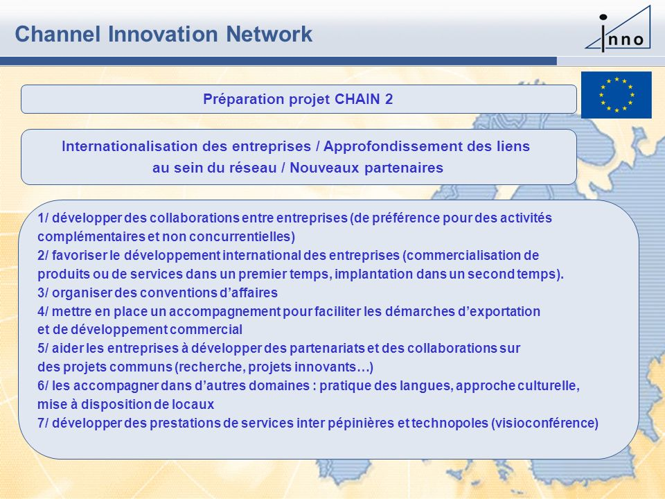 Channel Innovation Network
