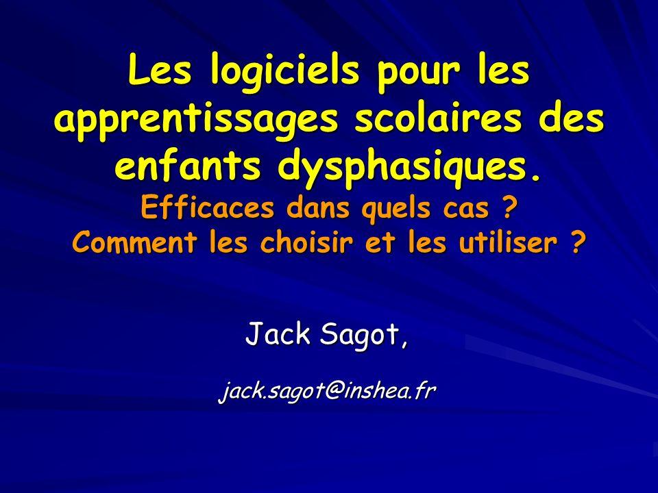 Jack Sagot, jack.sagot@inshea.fr