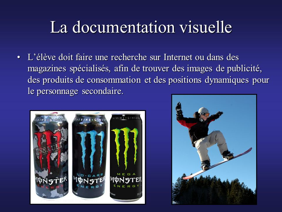 La documentation visuelle
