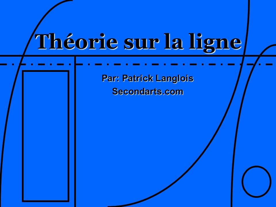 Par: Patrick Langlois Secondarts.com