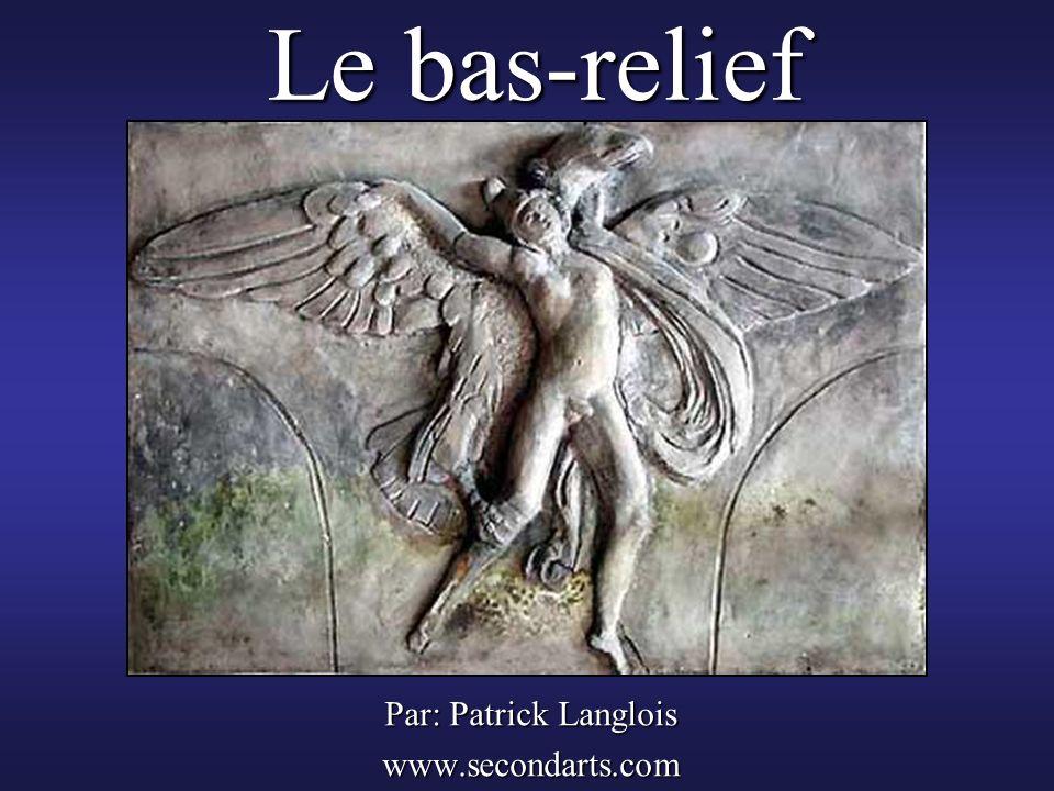Par: Patrick Langlois www.secondarts.com