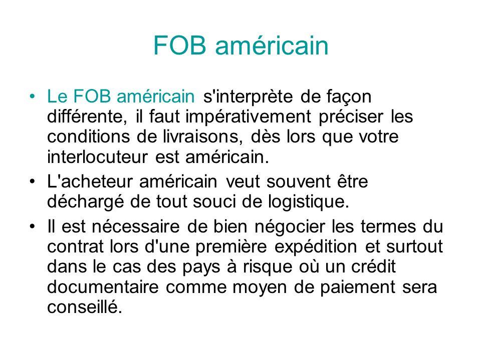 FOB américain