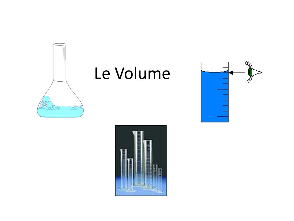 Le Volume