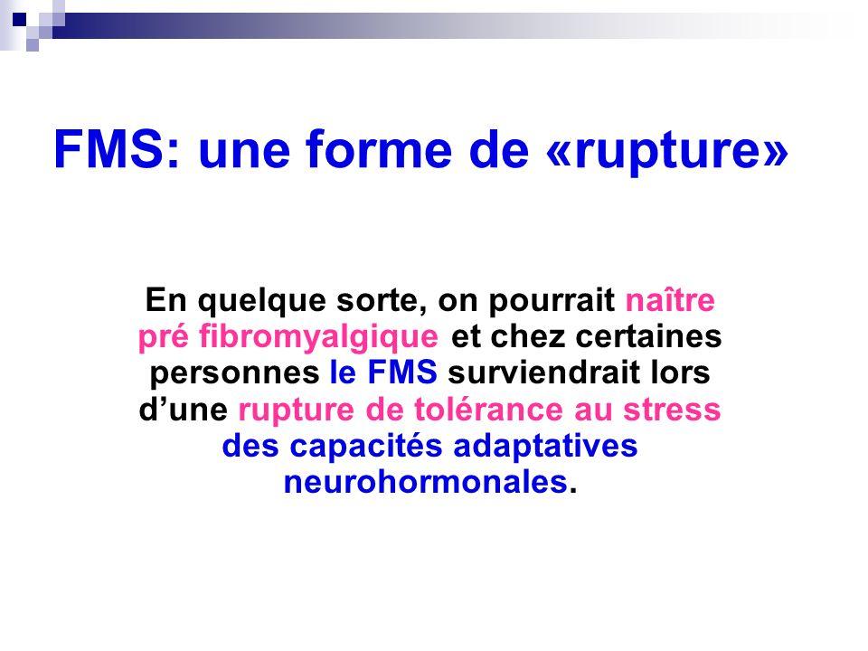 FMS: une forme de «rupture»
