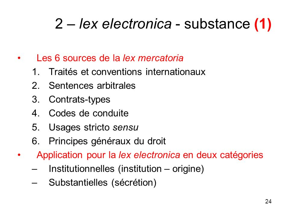 2 – lex electronica - substance (1)