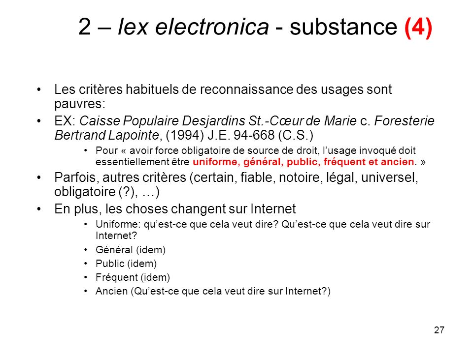 2 – lex electronica - substance (4)