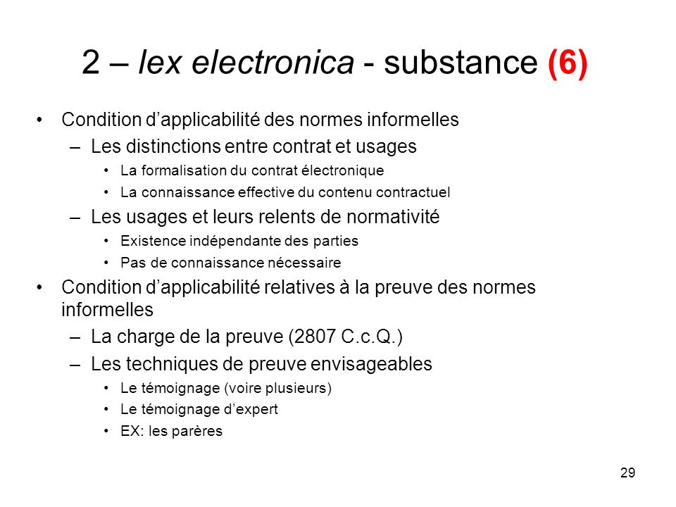 2 – lex electronica - substance (6)