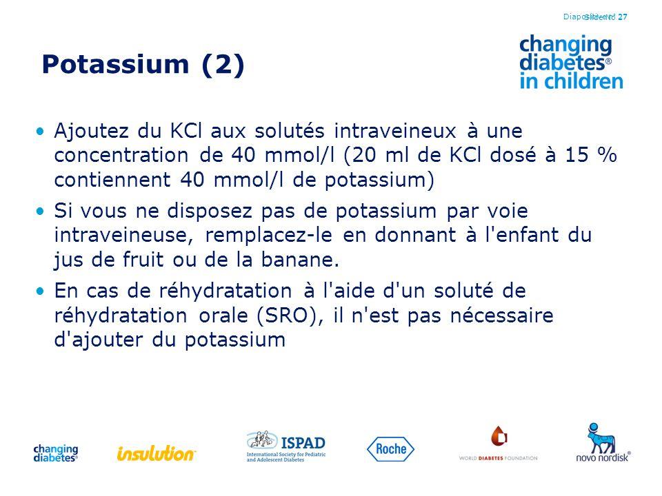 Diapositive n° 27 Potassium (2)