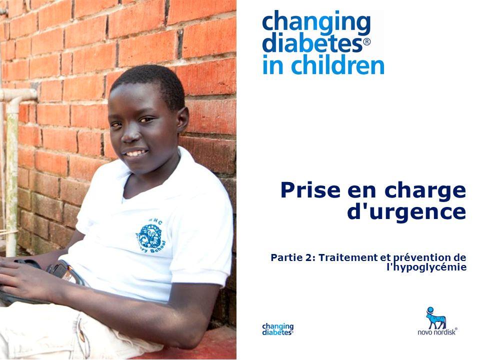 Presentation title Prise en charge d urgence Partie 2: Traitement et prévention de l hypoglycémie.