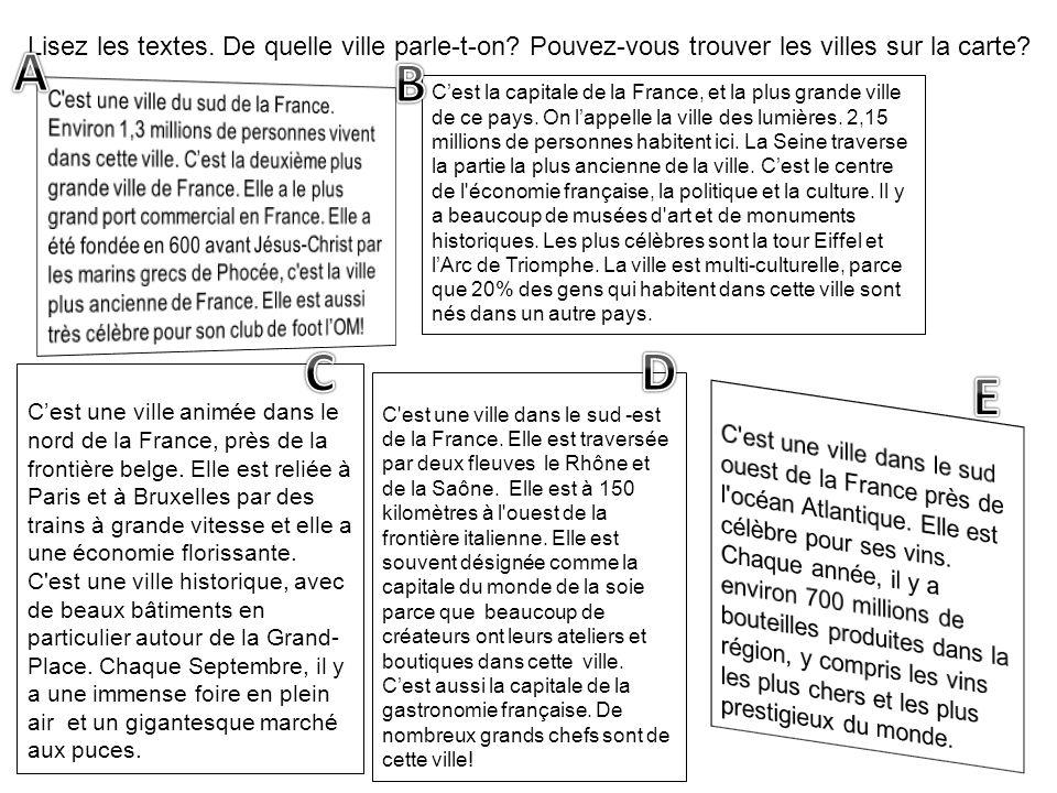 Tableau des distances entre les villes fran aises ppt - Port autonome du centre et de l ouest ...