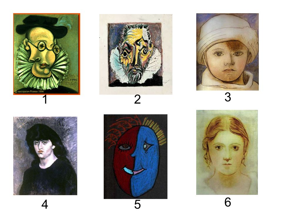 3 1 2 Alternatively, students could choose to describe one of these faces