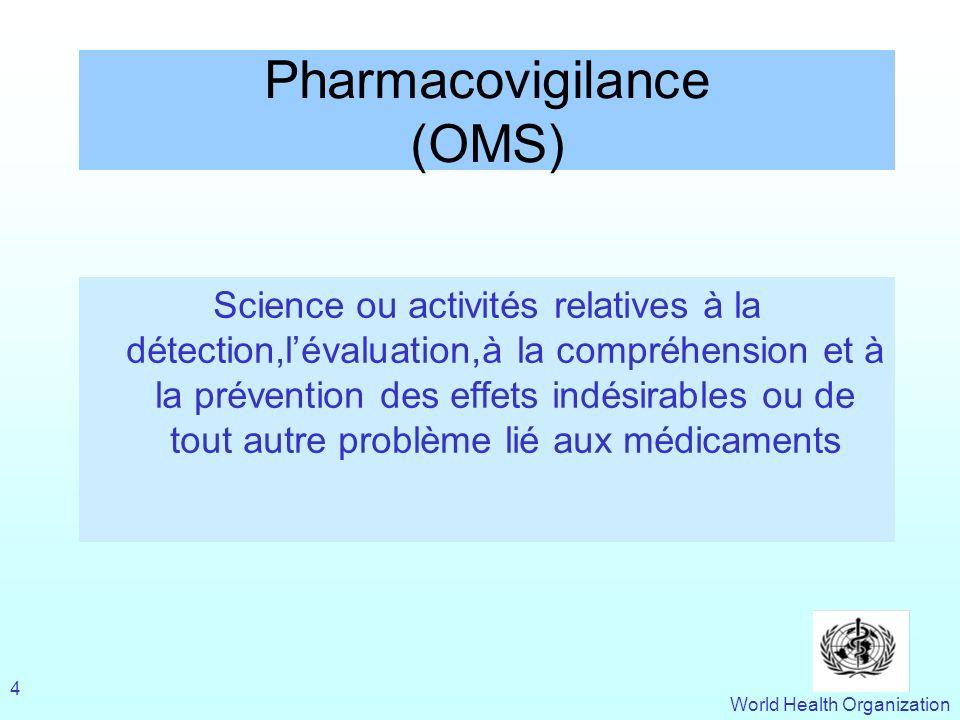 Pharmacovigilance (OMS)
