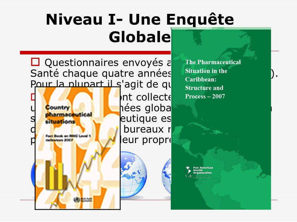 Niveau I- Une Enquête Globale