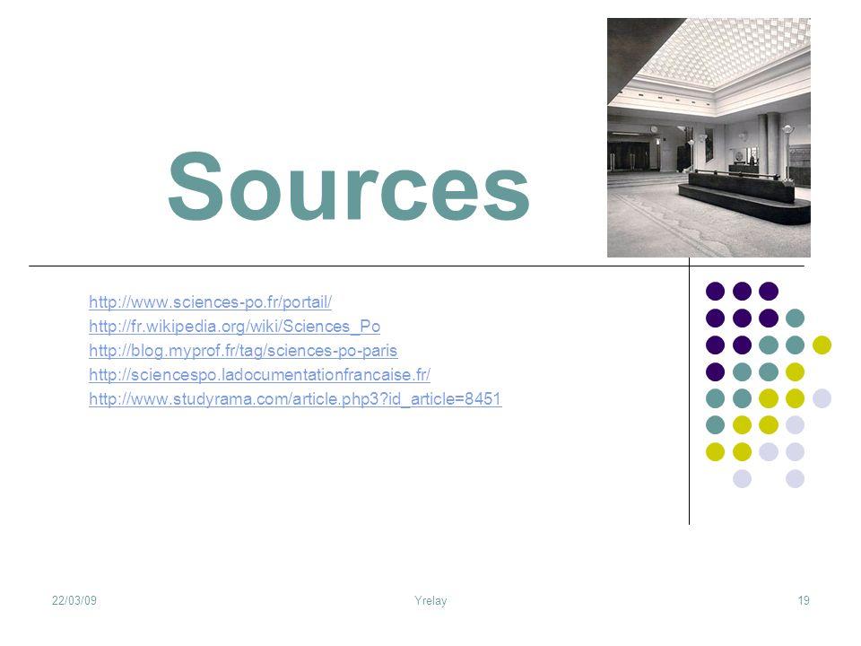 Sources http://www.sciences-po.fr/portail/