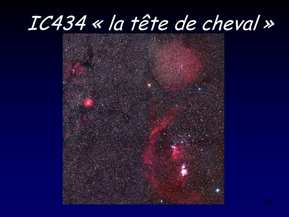IC434 « la tête de cheval »