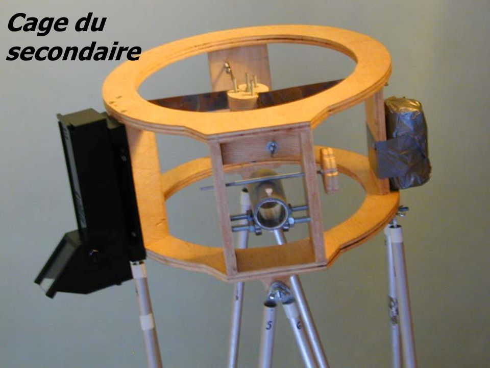 Cage du secondaire