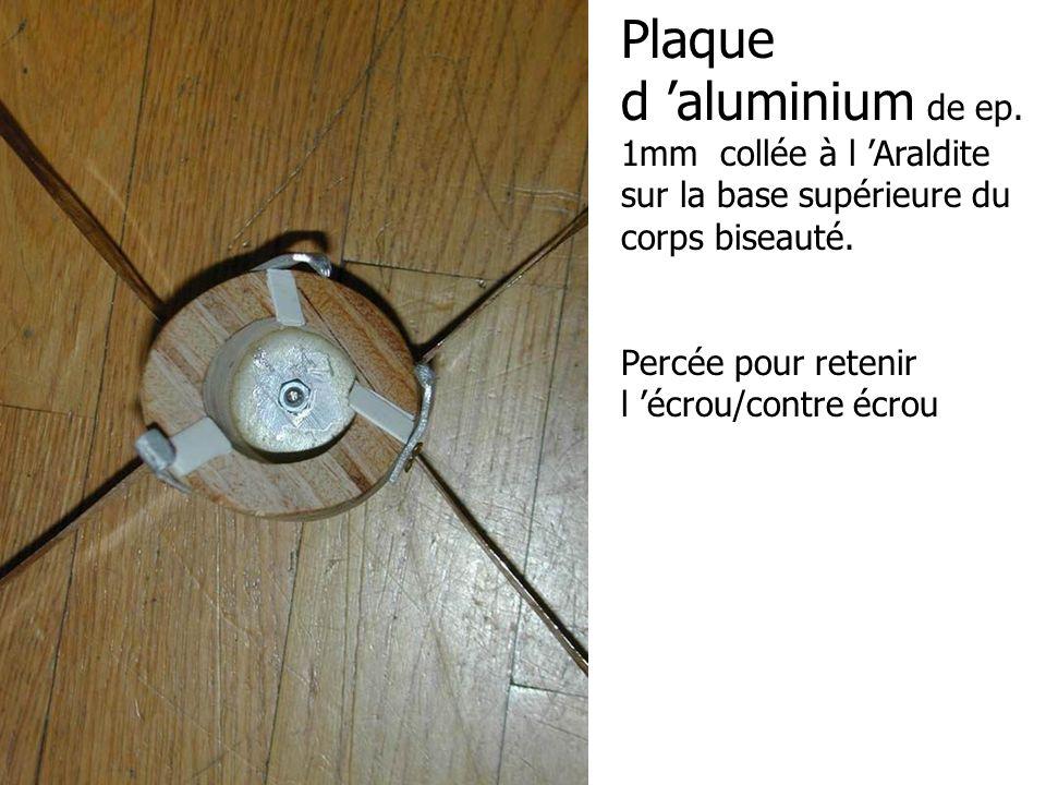Plaque d 'aluminium de ep