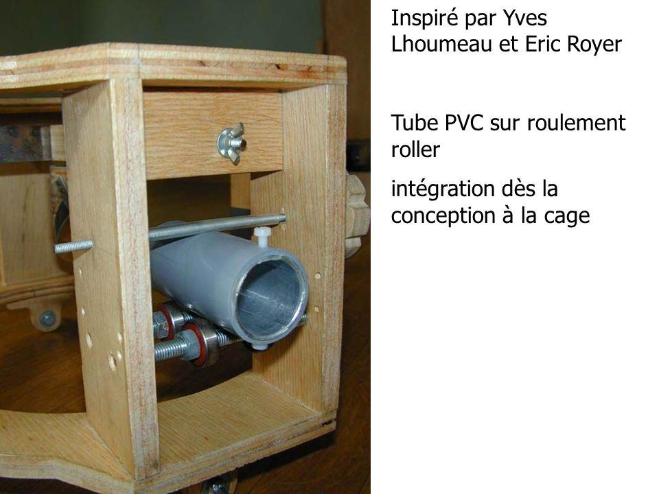 Inspiré par Yves Lhoumeau et Eric Royer