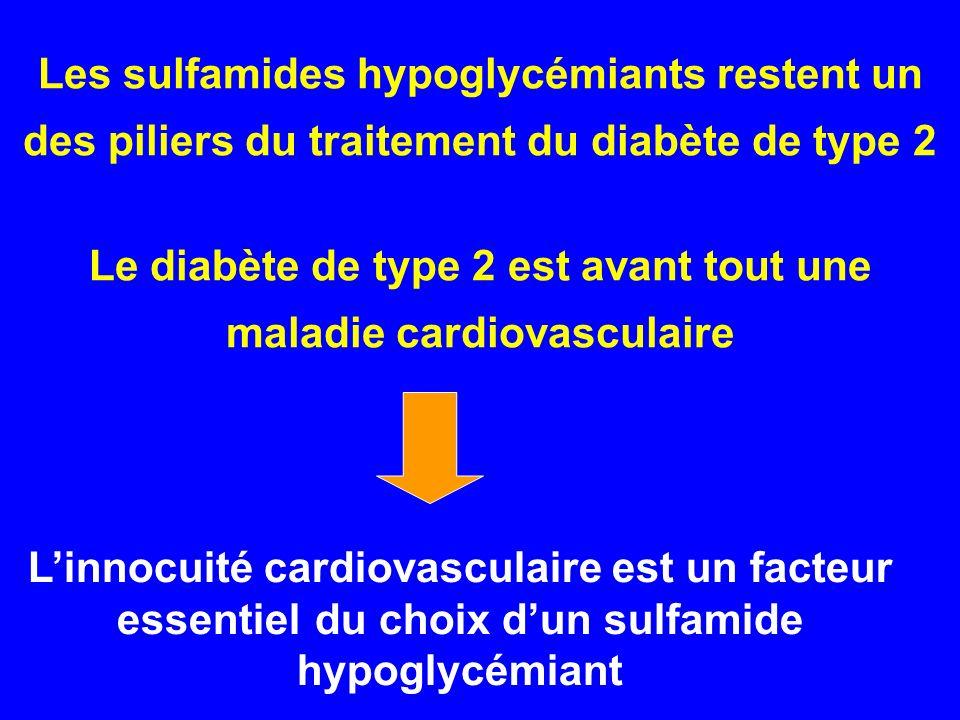 L'innocuité cardiovasculaire est un facteur