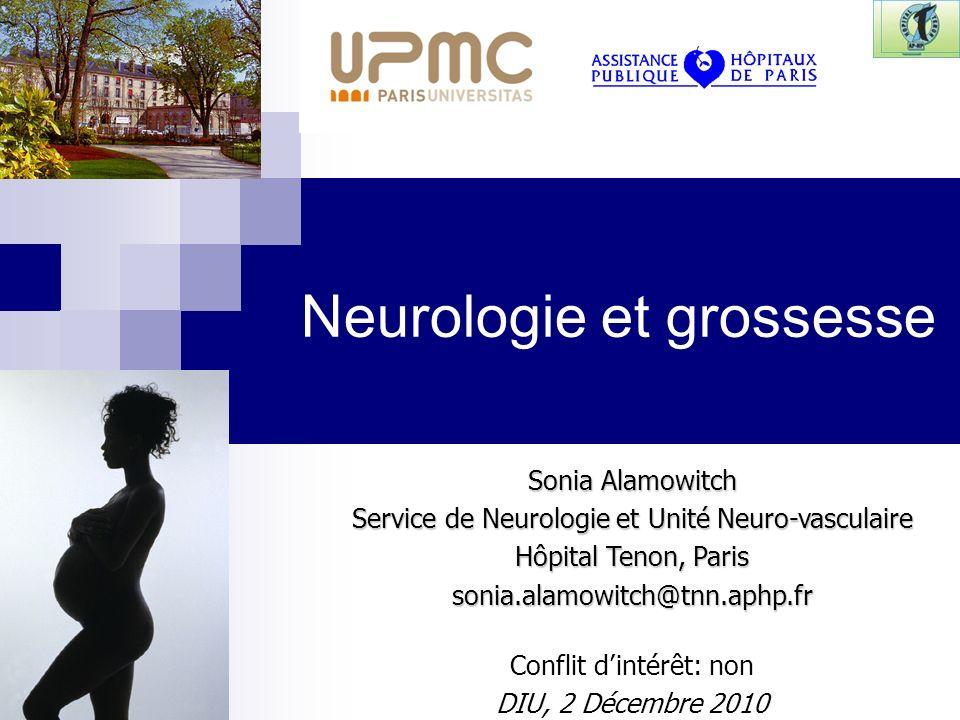 Neurologie et grossesse
