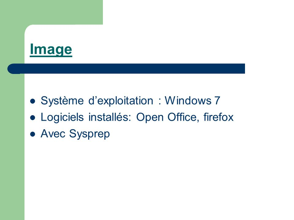 D ploiement os via clonezilla ppt t l charger - Powerpoint avec open office ...