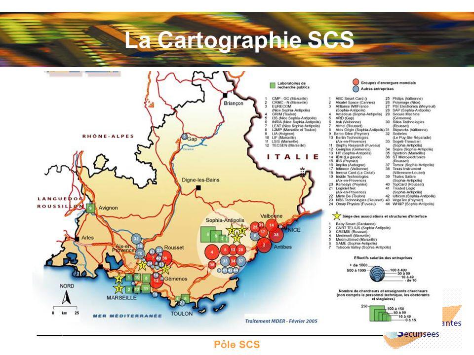 La Cartographie SCS Pôle SCS