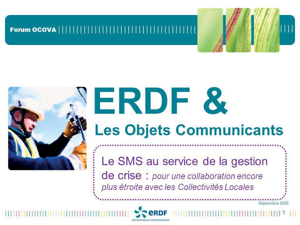 ERDF & Les Objets Communicants