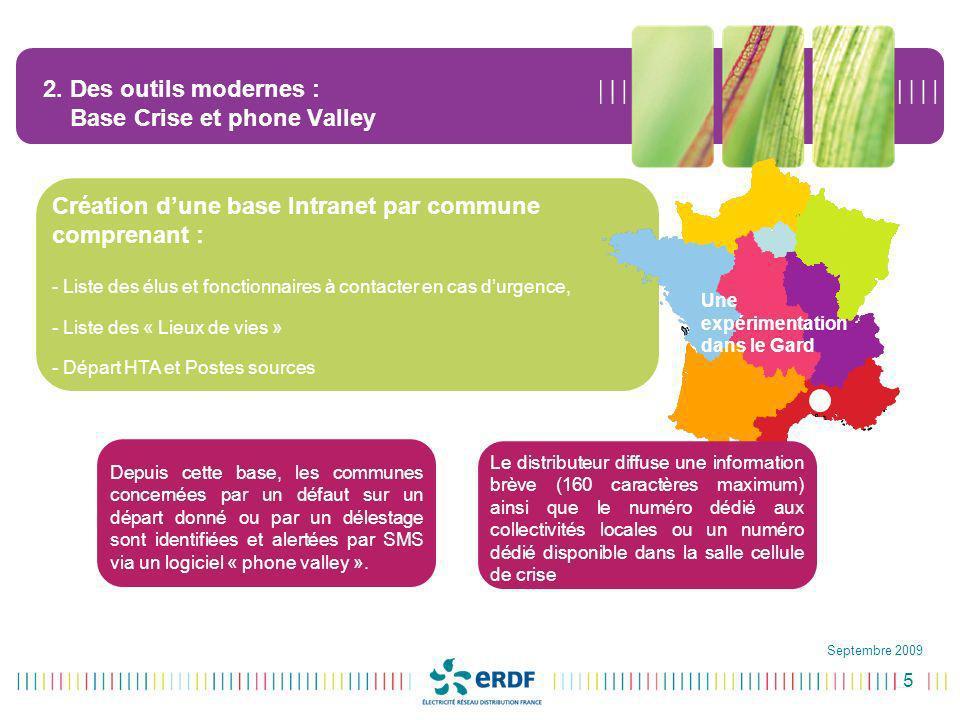2. Des outils modernes : Base Crise et phone Valley