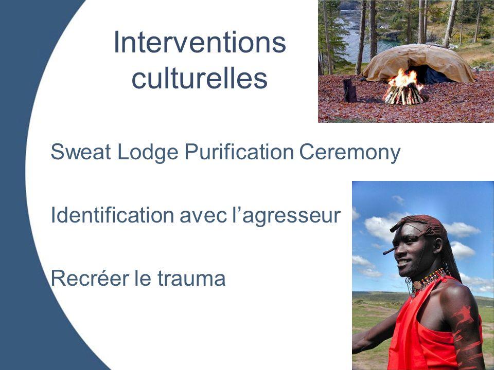 Interventions culturelles