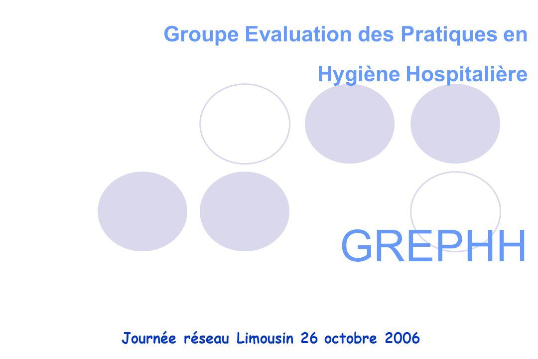Groupe Evaluation des Pratiques en Hygiène Hospitalière GREPHH