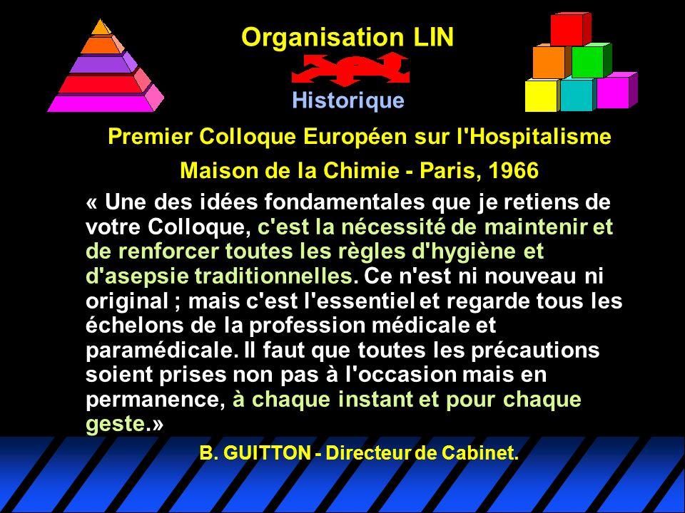 B. GUITTON - Directeur de Cabinet.