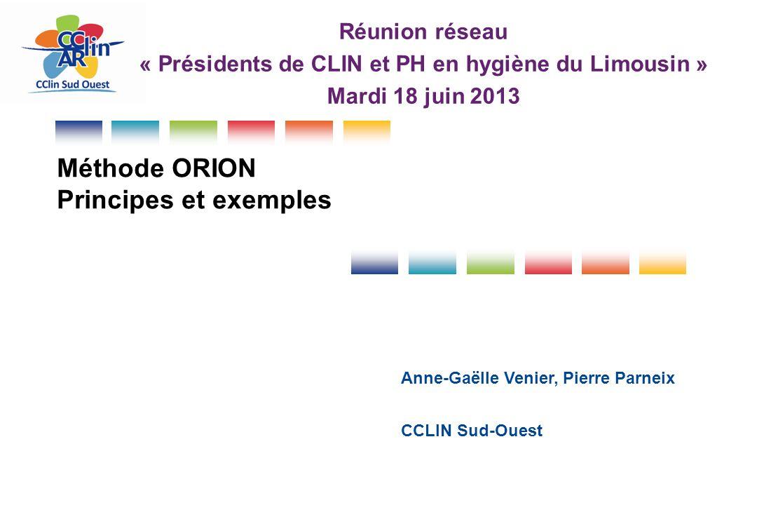 « Présidents de CLIN et PH en hygiène du Limousin »