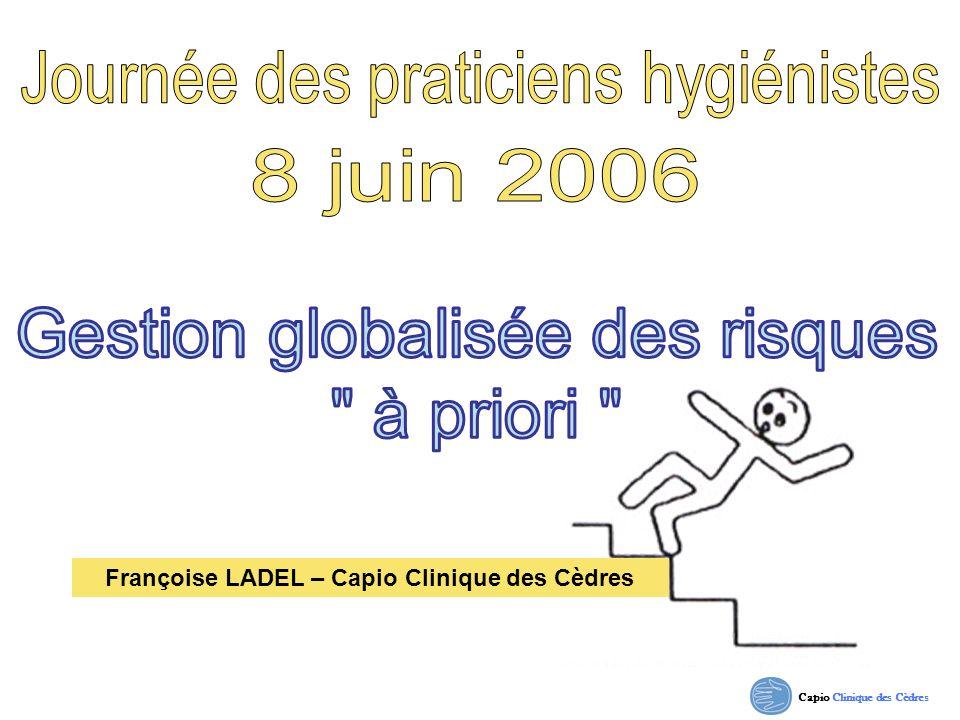Françoise LADEL – Capio Clinique des Cèdres