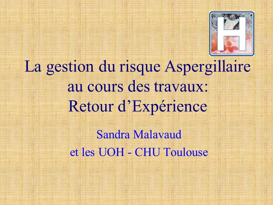 Sandra Malavaud et les UOH - CHU Toulouse