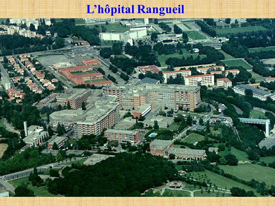 L'hôpital Rangueil