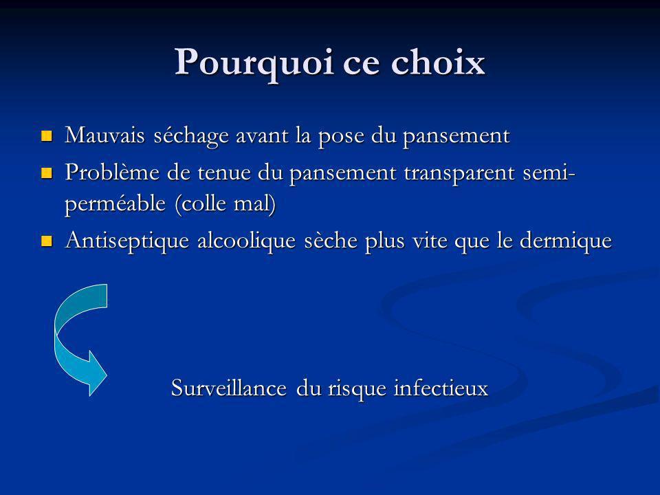 Surveillance du risque infectieux