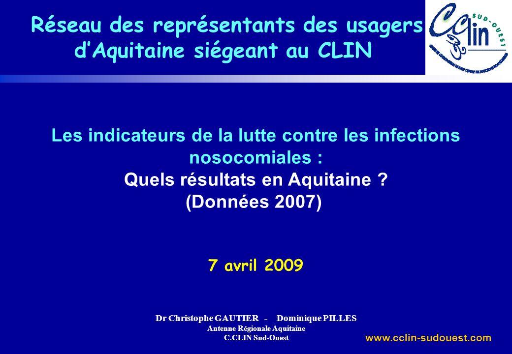 Réseau des représentants des usagers d'Aquitaine siégeant au CLIN