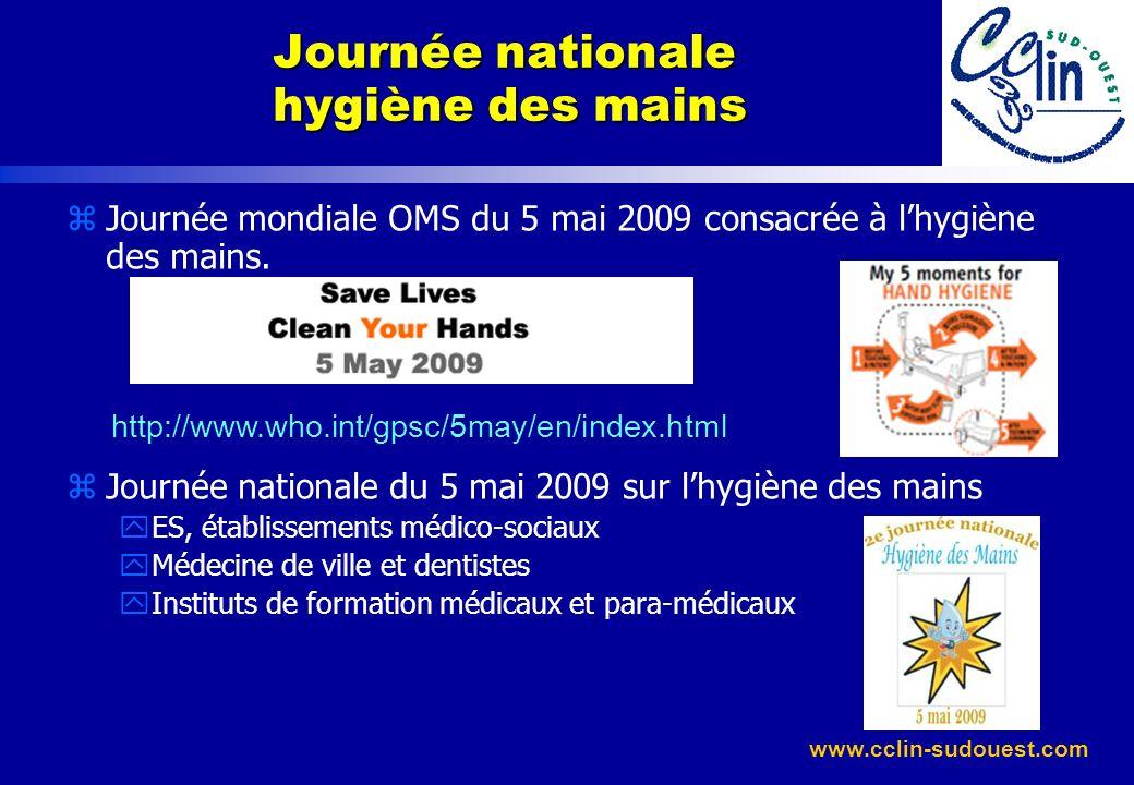Journée nationale hygiène des mains