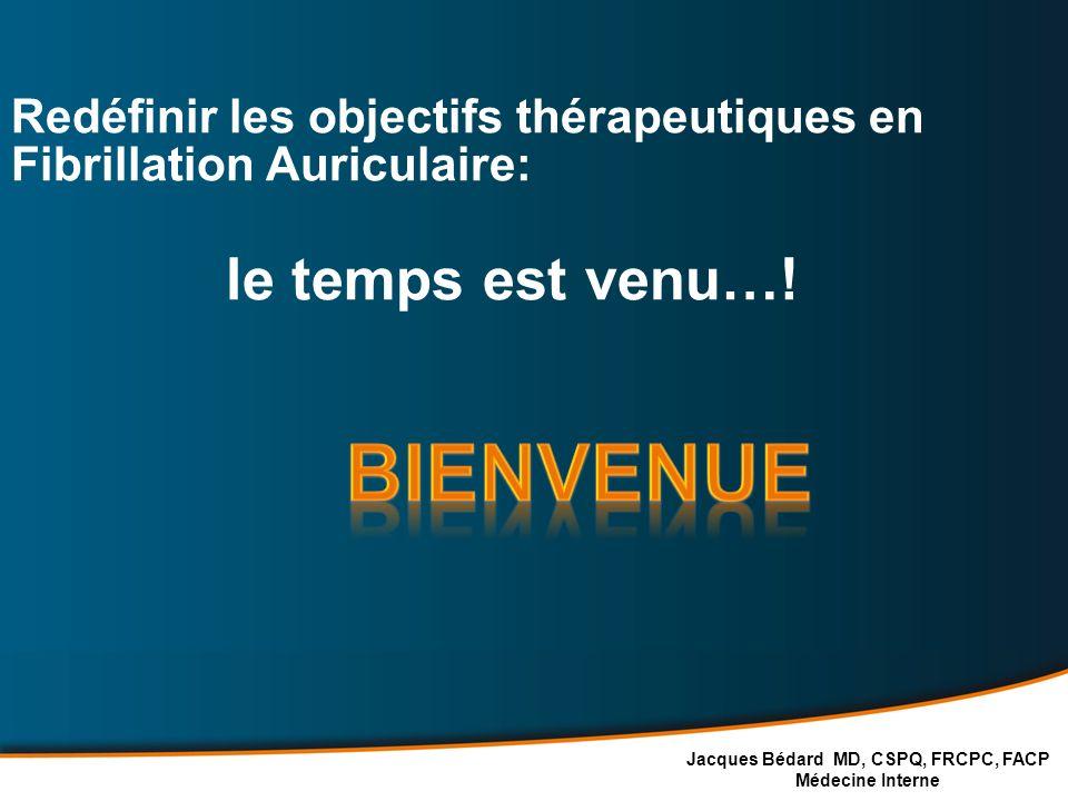 Jacques Bédard MD, CSPQ, FRCPC, FACP