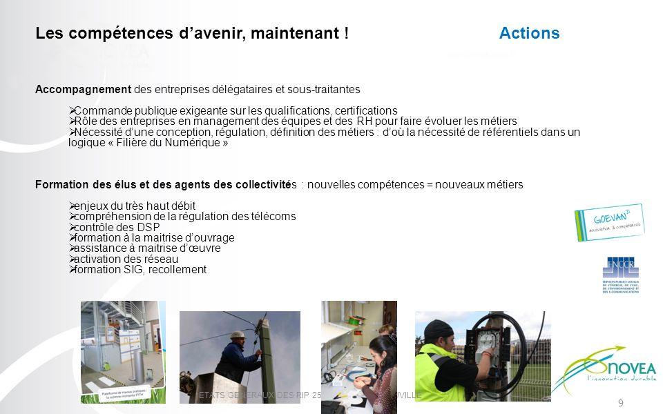 ETATS GENERAUX DES RIP 25 MARS 2013 - DEAUVILLE