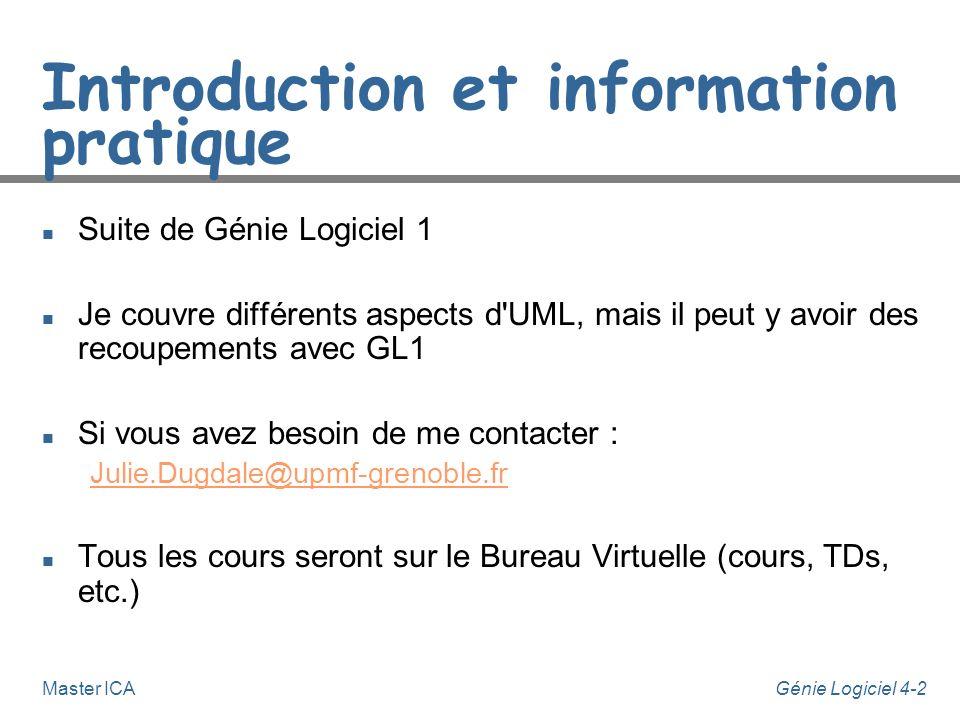 Introduction et information pratique