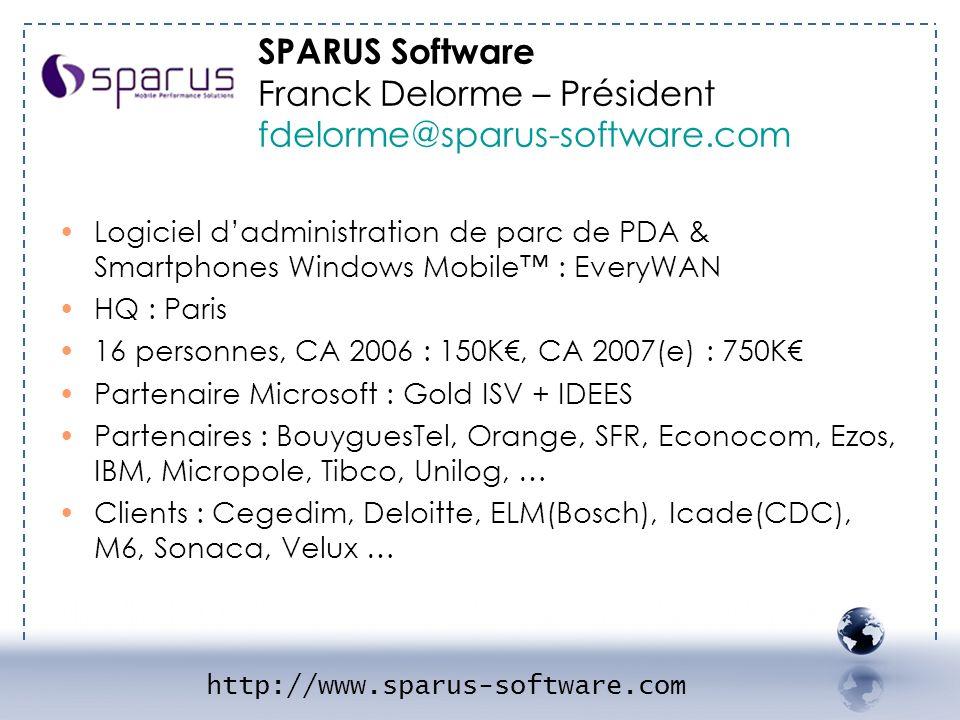 - SPARUS 1 SPARUS Software