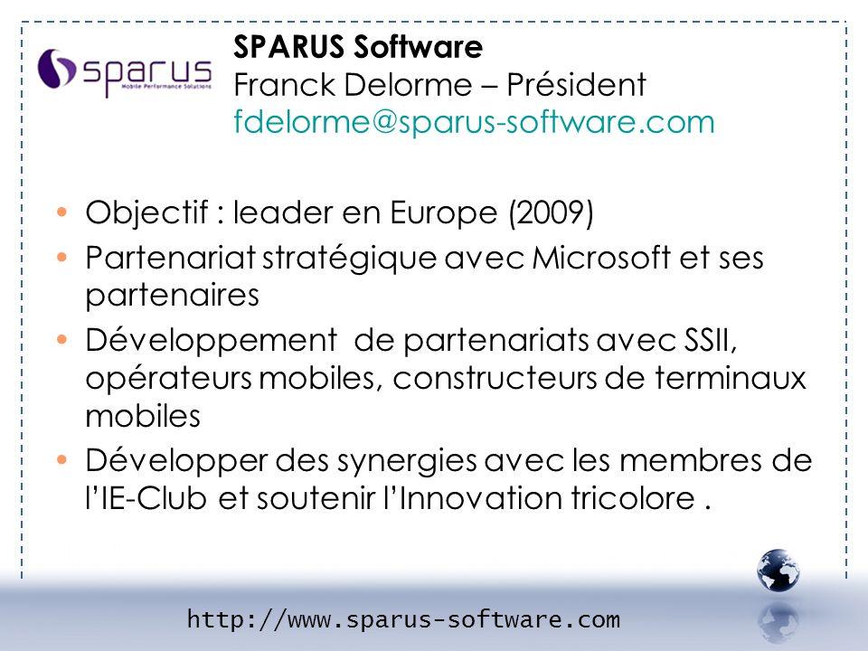 - SPARUS 2 SPARUS Software