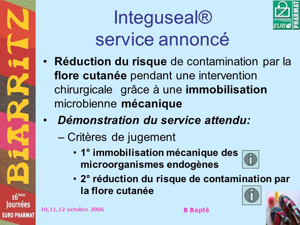Integuseal® service annoncé