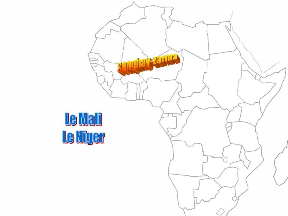 songhay-zarma Le Mali Le Niger
