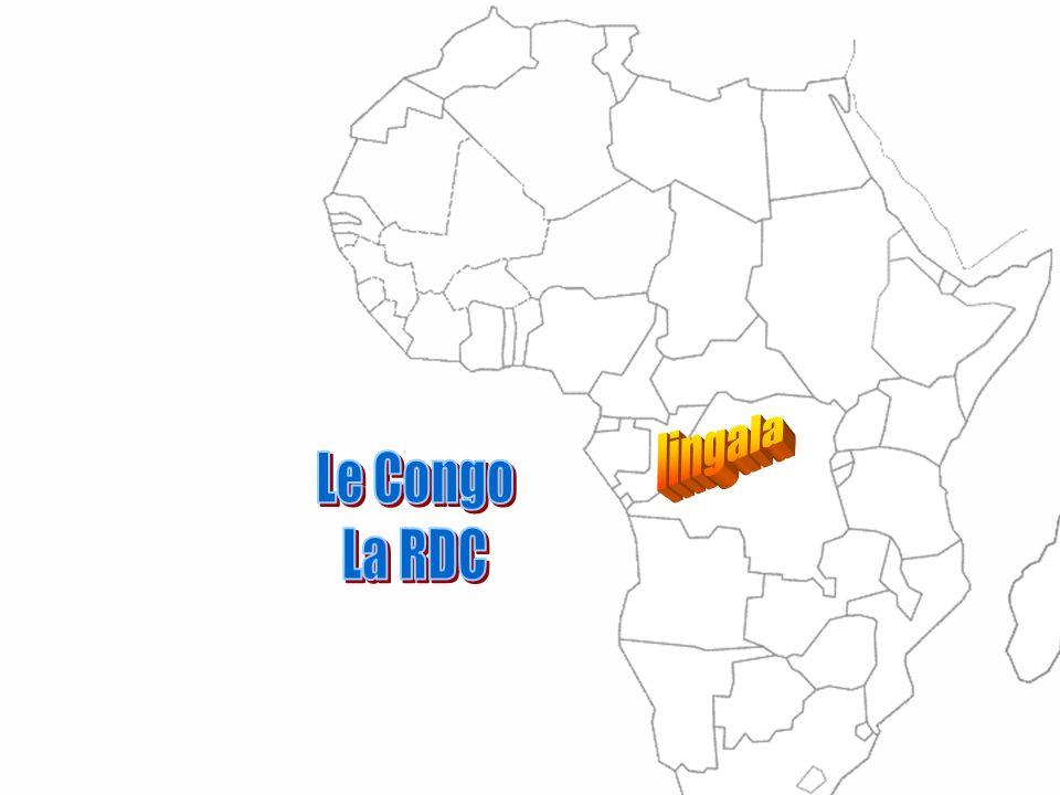 lingala Le Congo La RDC